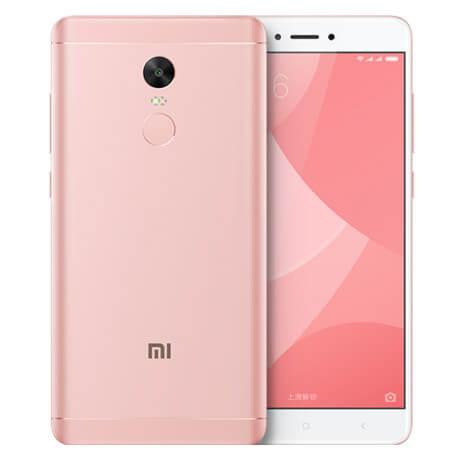 Xiaomi Redmi Note 4X pro 3Gb/32Gb (Розовый)
